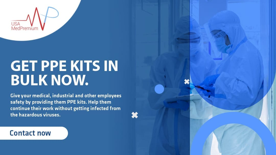 PPE Kit Benefits: Protection From Infections & Contagious Viruses